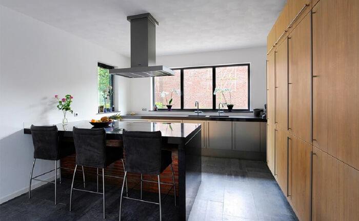 Kookeiland Open Keuken : Uw favoriete kookeiland visker keukens
